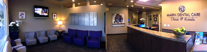 Front office panorama